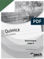 Solucionario Taller II  QM11 2016.pdf