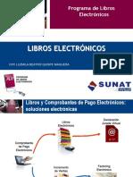 LIBROS ELECTRONICOS I