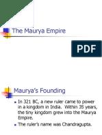 4.4_The Maurya Empire