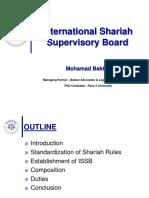 International sharia supervisory Board