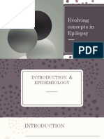 Evolving Concepts in Epilepsy