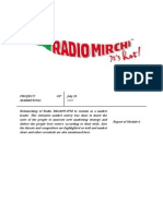 Radio Mirchi Module 1