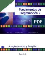 Tema01.2 Arreglos y ArrayList