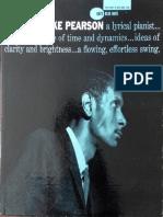 Pochettes de deux disques Blue Note de Duke pearson