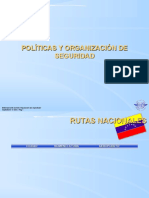 politicas y organización de seguridad