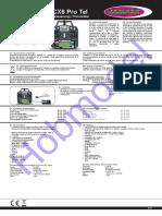 Manual Emisora Fcx6protel Es Gb