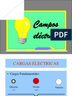 Ley Coulomb Campo Electrico
