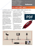 NGT-1 (Rev a) Datasheet Issue 1.00