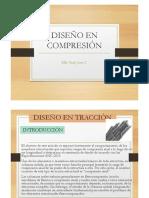 Diseño en Compresion