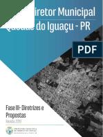 plano diretor Quedas do iguacu - Fase III v.3 - Digital