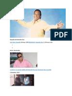 Biografía de Diomedes Díaz
