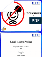 Law Project PPT