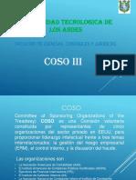 SEMANA 2 Definición, Objetivo, Limitaciones, Roles y Responsabilidades de Control Interno Según COSO y Componente Ambiente de Control