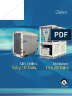 Bct 067 Chlls Mini Chillers Chillers Modulares