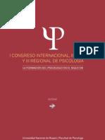 Congreso Psicología