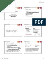 Cours de Programmation Linéaire Partie-1