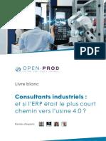 wp-Consultants industriels - Open Prod