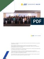 Gobierno Nacional para el período 2020-2025