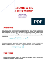 LEC-4 PRESSURE & ITS MEASUREMENT.pptx