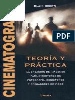 Teoria y Practica cinematografica