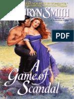 Kathryn Smith - [Trilogia Friends 02] - Um jogo escandaloso