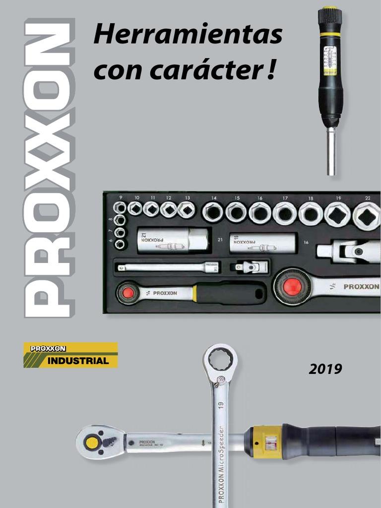 Proxxon 22 016 Destornillador Plano PL 6.5 x 150 mm
