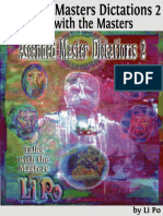Ascended Master Dictations 2