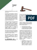 La Responsabilidad de Cara Al Sistema General de Riesgos Profesionales 2012 Ruc