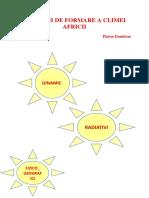 Factorii de Formare a Climei Africii