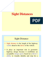 Lec 7 &8 Stopping Side Distance