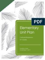 full elementary unit