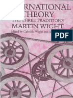 Martin Wight-International Theory
