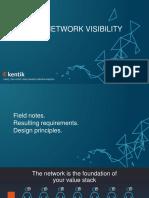 Modern Network Visibility