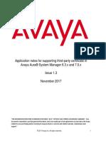 ApplicationNoteforsupportingSystemManagerthirdpartycertificates_v2