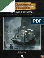 DnD 3.5e HB - Aventura - O Navio Fantasma - Quartet - N2