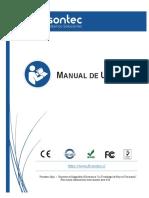 Manual de usuario G90B plus