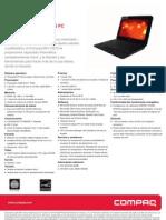 Compaq Mini CQ10-420SS PC