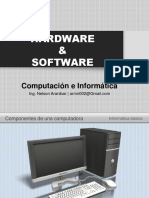 6 - Clases - Hardware y Software