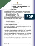 Fonds de Garantie Automobile Senegal