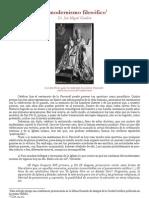 El Modernismo Filosofico(Jose Miguel Gambra)