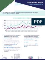 Virginia Breeze Quarterly Report Q3 2019