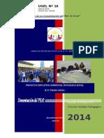 Proyecto de Educación Ambiental (Pea) 2015 (1)