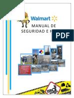 Manual de Seguridad e Higiene Walmart