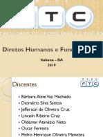 Diretos Humanos e Fundamentais_Lincoln