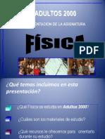 Presentación FISICA