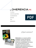 PPT Coherencia 2010
