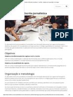 Laboratório de Escrita Jornalística - Camões