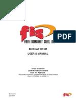 Bobcat Ot Dr Manual Reve