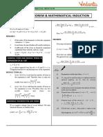 Binomial Theorem - Theory