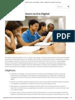 Promoção Da Leitura Na Era Digital - Camões